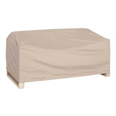 Segovia Outdoor Occasional Bench Cover