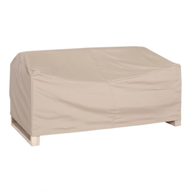 Sevilla Outdoor Occasional Bench Cover