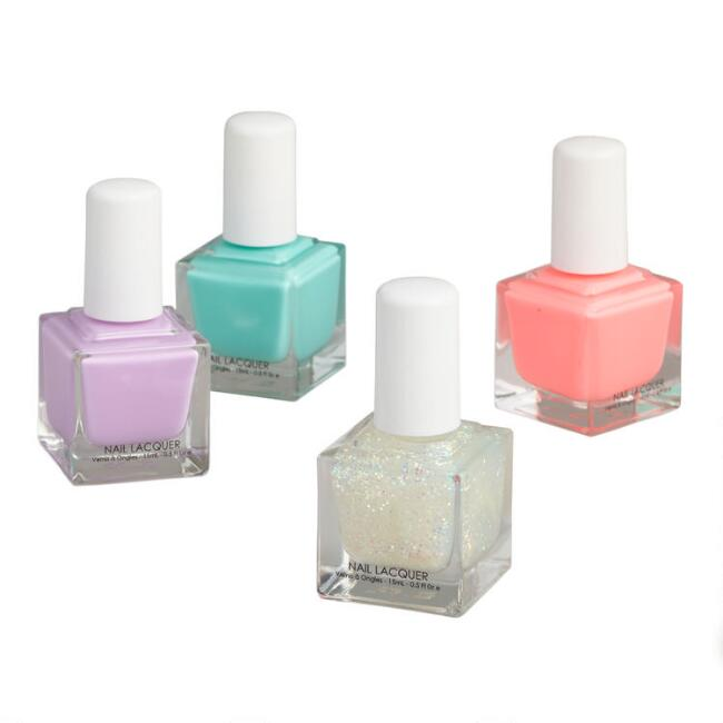 Color Club Summer Breeze Nail Polish Collection