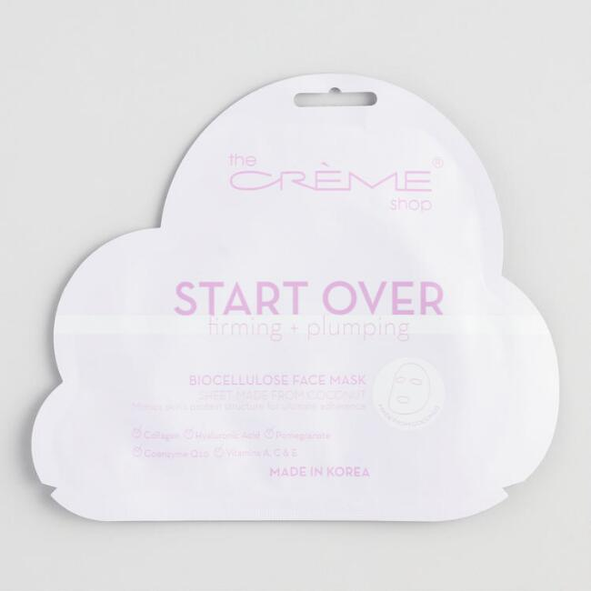 Creme Shop Korean Beauty Start Over Sheet Mask