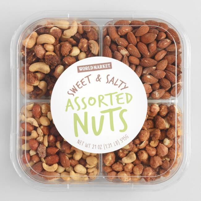 World Market® Nut Mix Tray