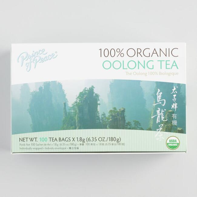 Prince of Peace Oolong Tea 100 Count