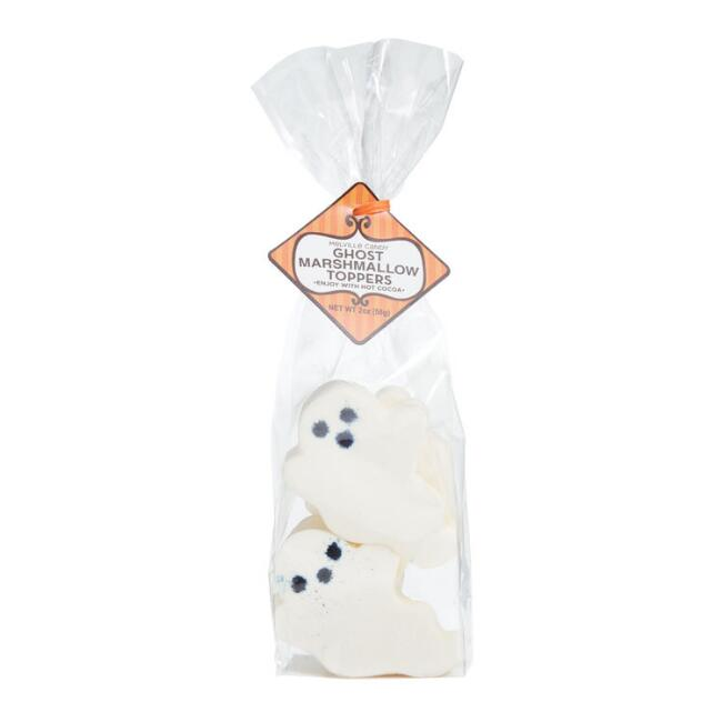 Melville Ghost Marshmallow Toppers 4 Pack