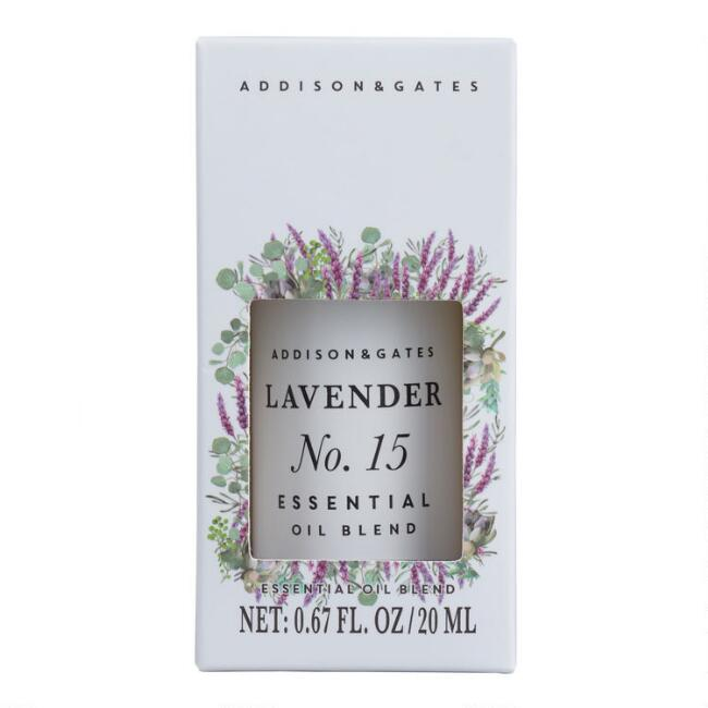 A&G Floral Aromatherapy Lavender Essential Oil