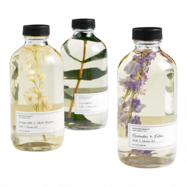 Provence Beauty Lavender Lilac Bath and Shower Oil