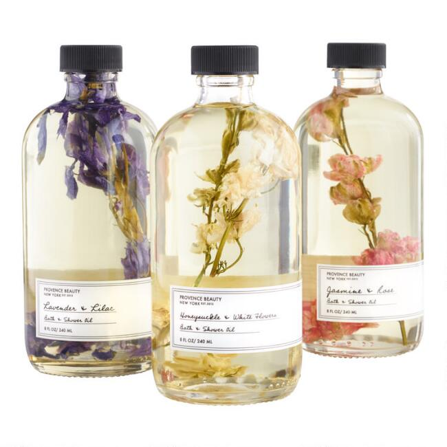 Provence Beauty Botanical Bath and Shower Oil Collection