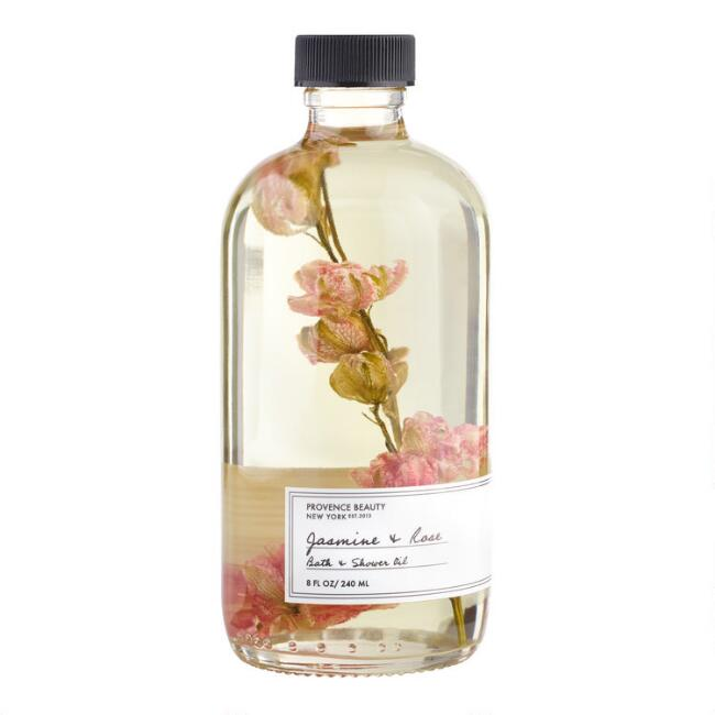 Provence Beauty Honeysuckle White Flower Bath and Shower Oil