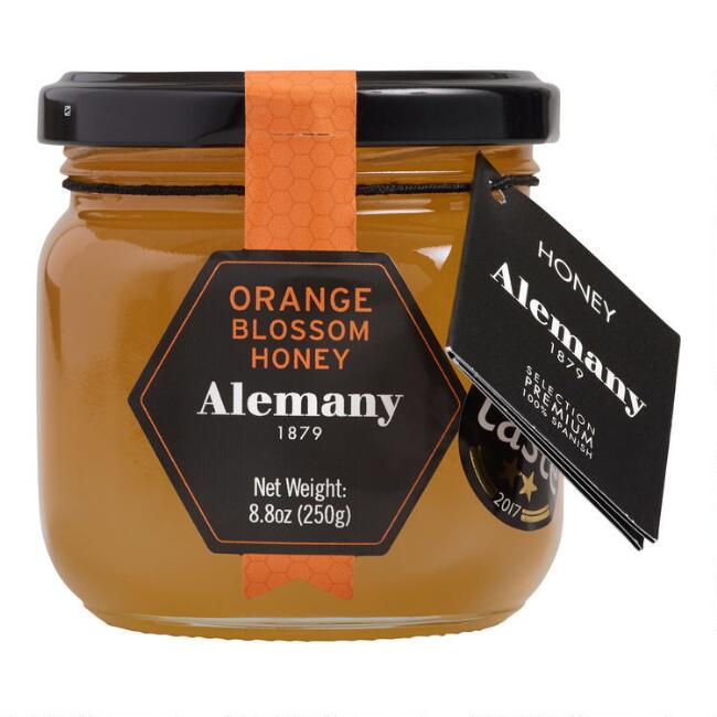 Alemany Orange Blossom Honey