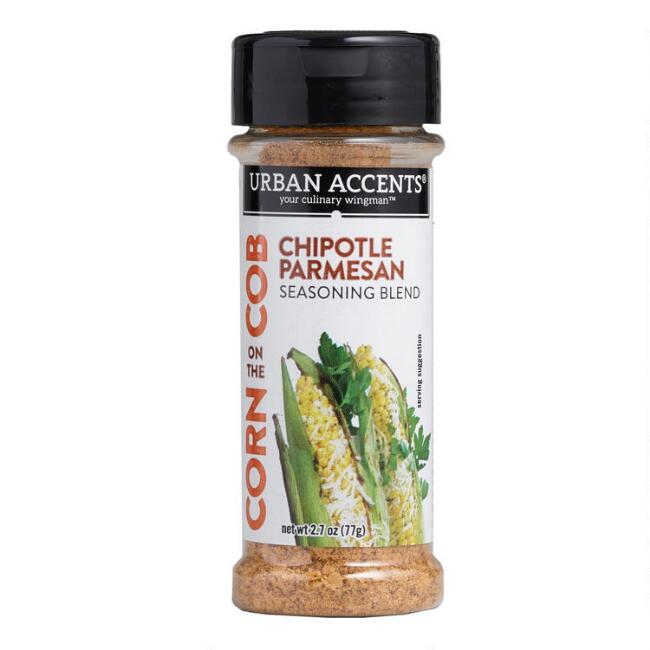 Urban Accents Chipotle Parmesan Seasoning Blend Set of 2