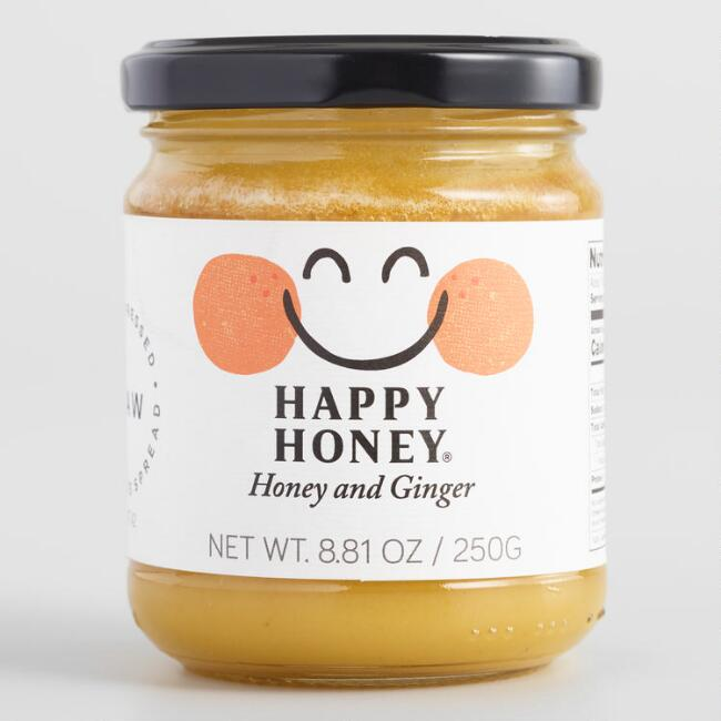 Happy Honey Honey and Ginger