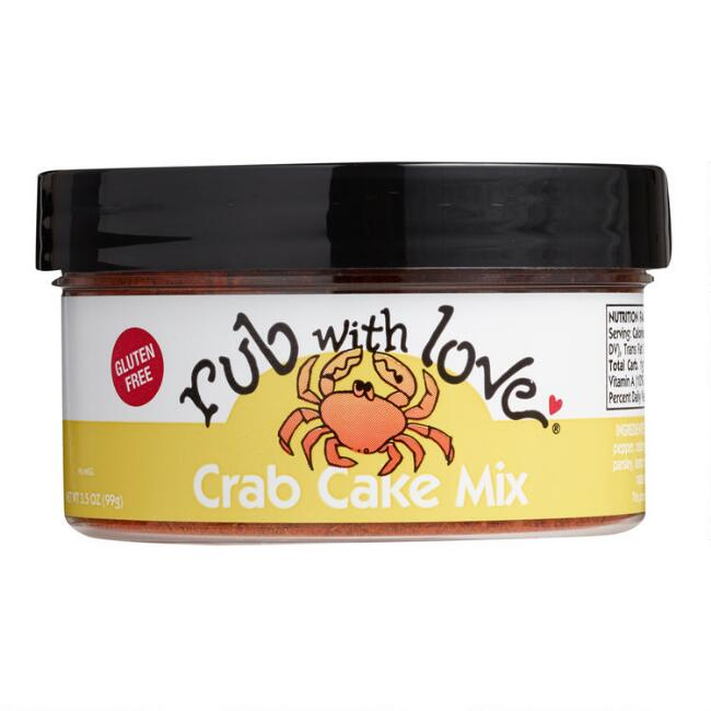 Rub with Love Crab Cake Mix