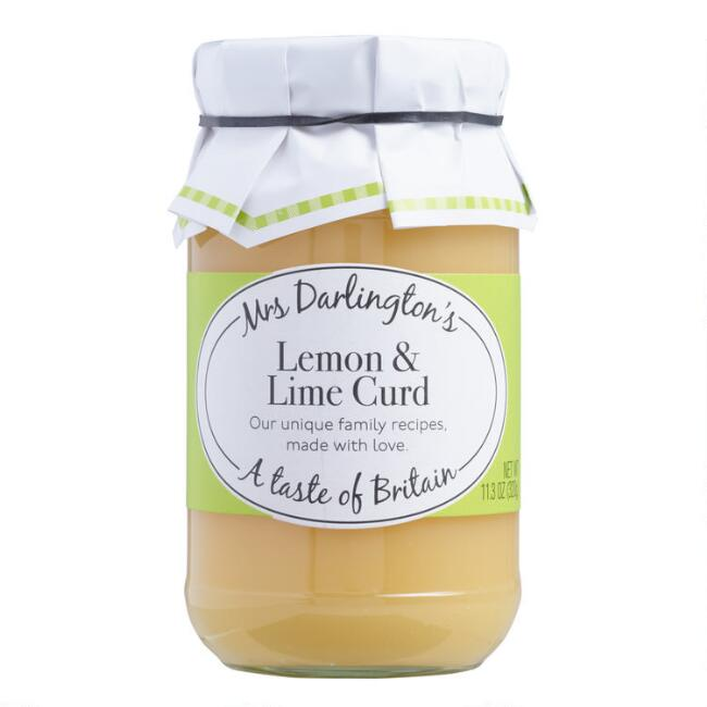 Mrs Darlington's Lemon & Lime Curd