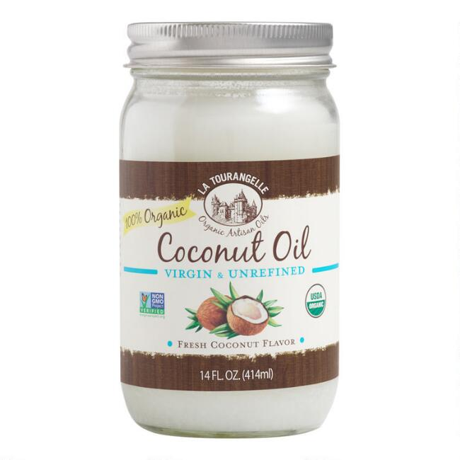 La Tourangelle Virgin Organic Coconut Oil