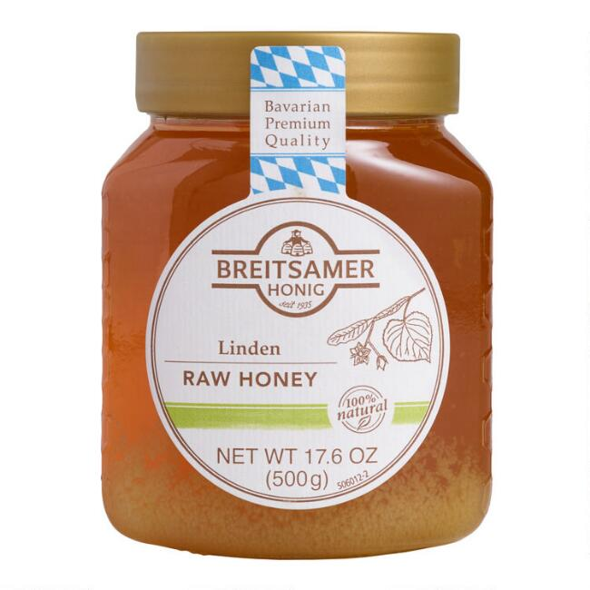 Breitsamer Linden Raw Honey