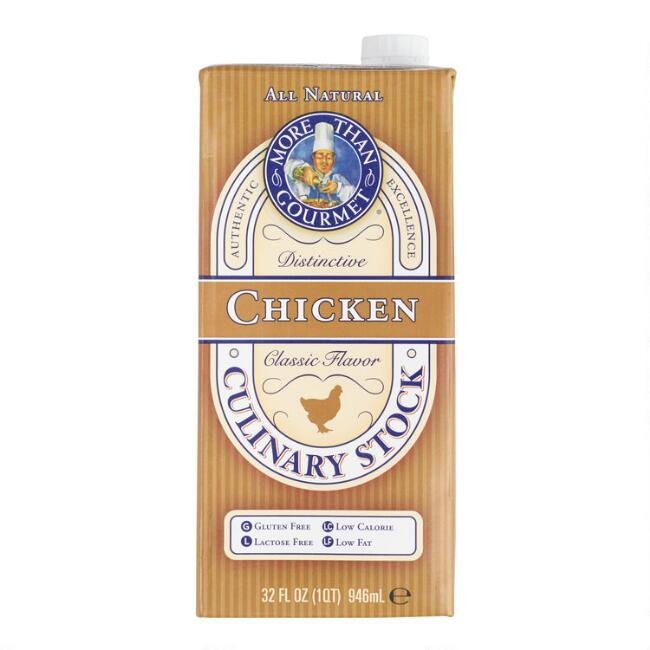More Than Gourmet Chicken Stock Set of 2