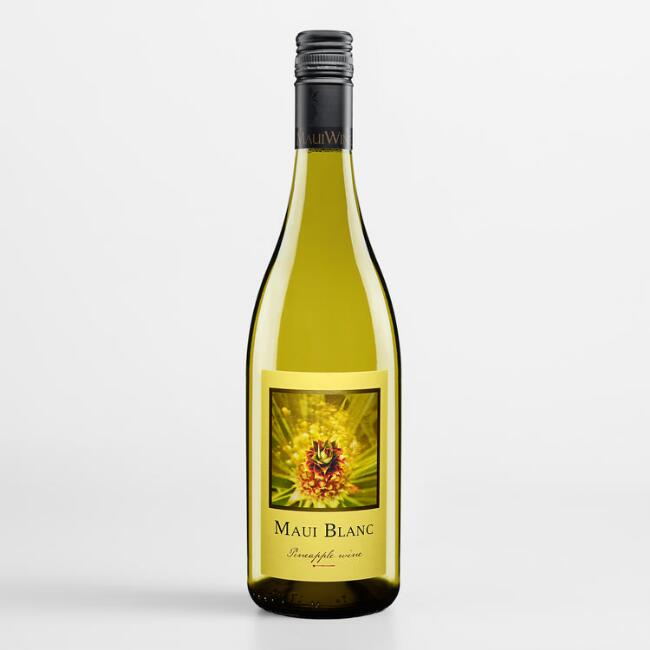 Maui Blanc Pineapple Wine
