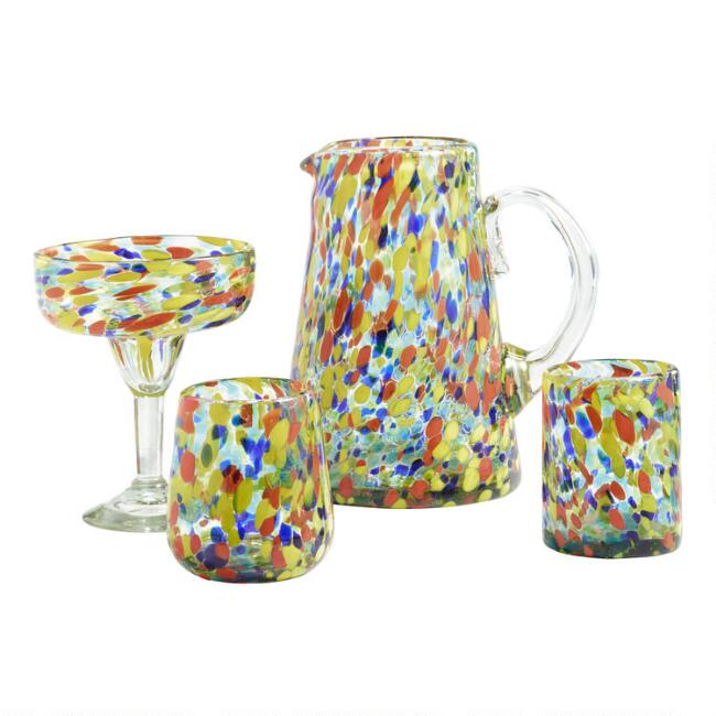 Carnaval Glassware Collection
