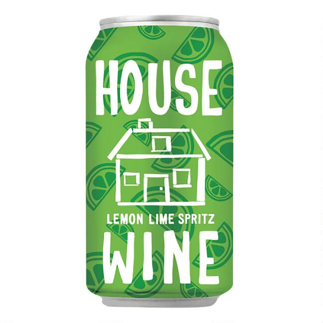 House Wine Lemon Lime Spritz Can