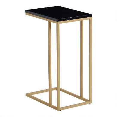 Gold Ryder Laptop Table