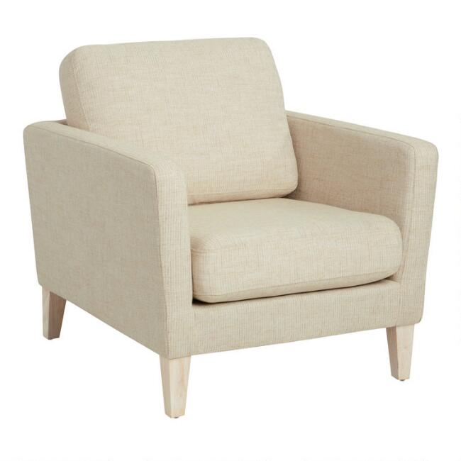 Woven Noelle Upholstered Chair