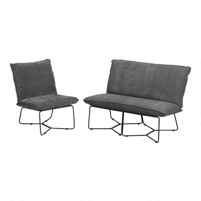 Blaire Upholstered Seating Collection