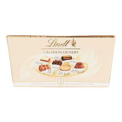 Lindt Creation Dessert Assorted Chocolates