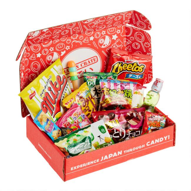 Japan Crate Candy Assortment