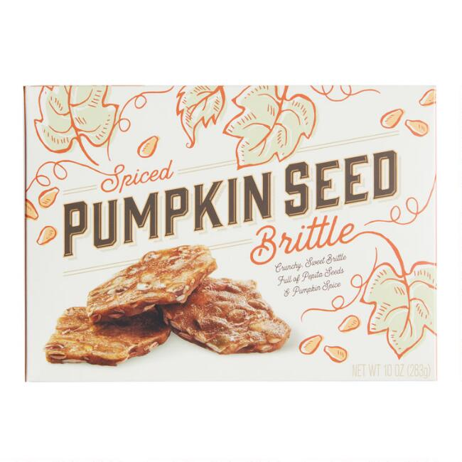 World Market® Pumpkin Brittle with Pepitas