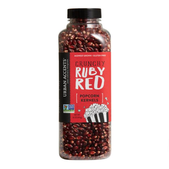 Urban Accents Ruby Red Popcorn Kernels