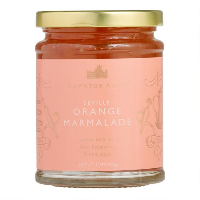 Downton Abbey Orange Marmalade Set Of 2