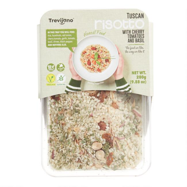 Trevijano Tuscan Risotto with Tomato And Basil
