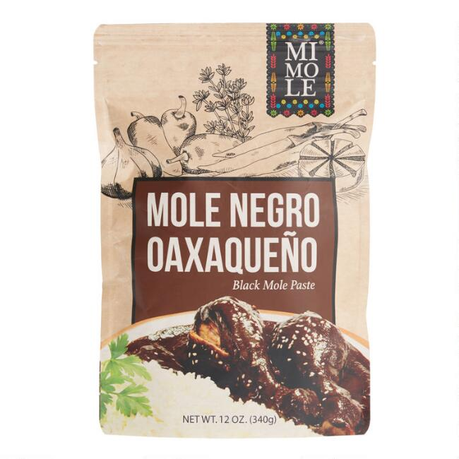 Mimole Black Mole Paste