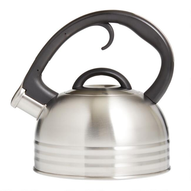 Stainless Steel Whistling Kettle