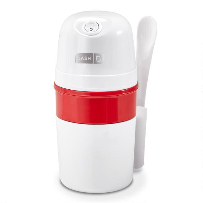 Dash Red Pint Ice Cream Maker