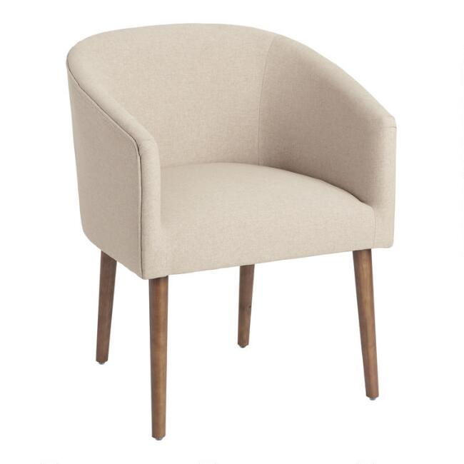 Callie Upholstered Tub Chair