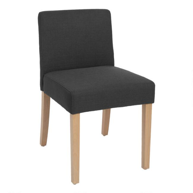 Dana Upholstered Dining Chairs Set of 2
