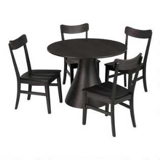 Groovy Dining Room Furniture Sets Table Chairs World Market Download Free Architecture Designs Scobabritishbridgeorg