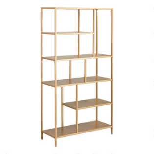 Bookshelves Bookcases Ladder Bookshelves World Market