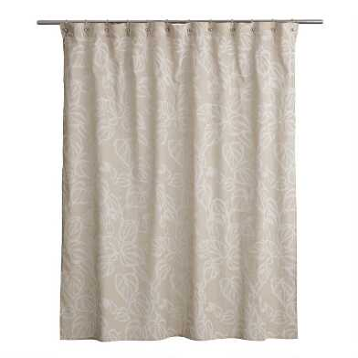Shower Curtains Curtain Rings World Market