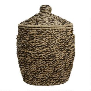 Baskets Decorative Storage Wicker Weave Baskets World Market