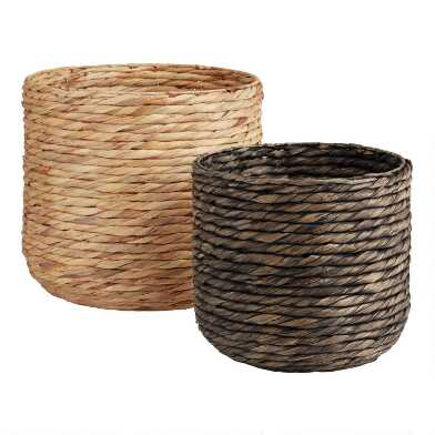 Hyacinth Claire Basket Collection