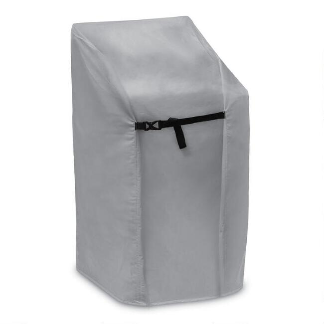 Outdoor Stacking Chair Cover
