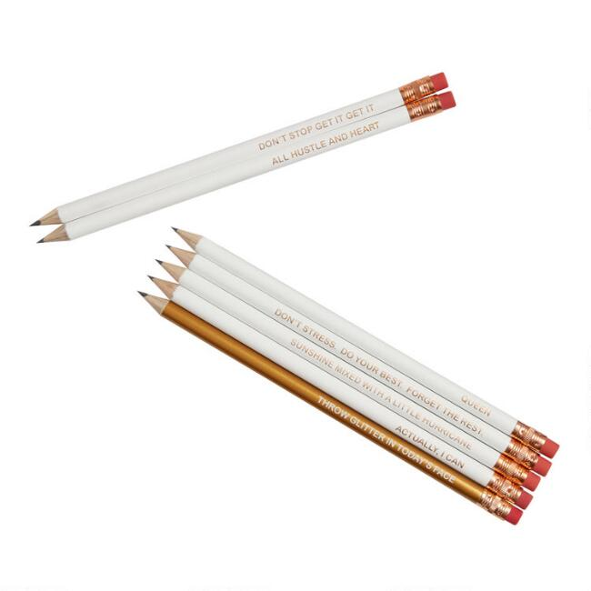 You Got This Motivational Pencils 7 Pack