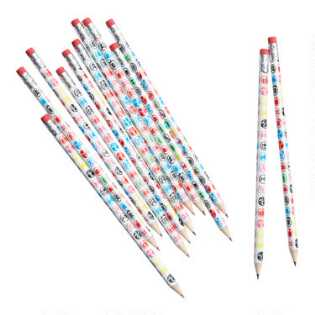 Hello Kitty Omatsuri Pencils Set of 12