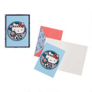 Hello Kitty Omatsuri Boxed Notecards Set of 12