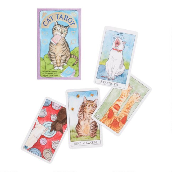 Cat Tarot Card Deck