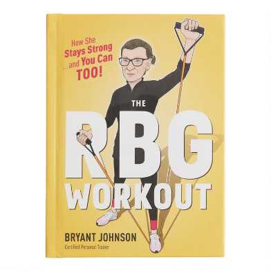 The RBG Illustrated Workout Book