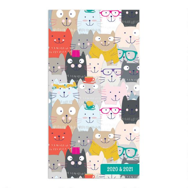 Cats 2020-2021 Pocket Planner