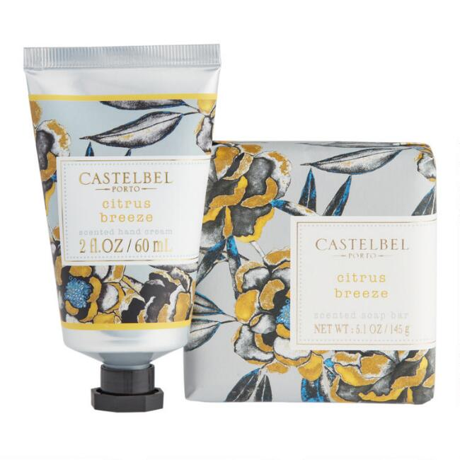 Castelbel Fleurs Citrus Breeze Hand Care Collection