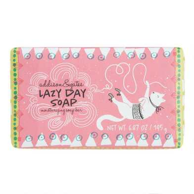 A&G Whimsical Blackberry and Vanilla Bar Soap